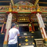 三峯神社へ行って来ました